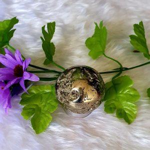 A Grade Pyrite Sphere