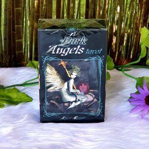 Dark Angels Tarot by Luca Kusso