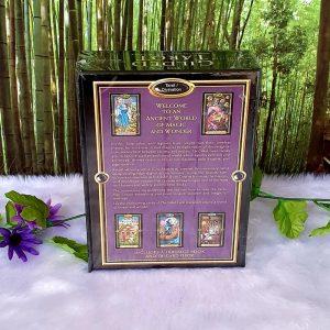 The Gilded Tarot Set