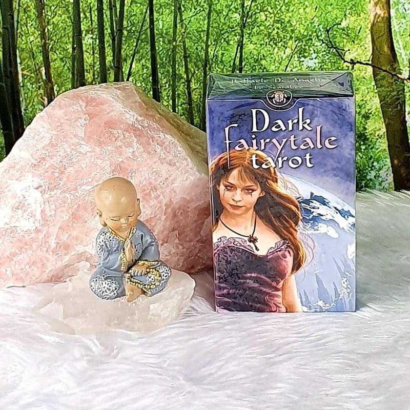 Dark Fairy Tale Tarot by De Angelis Raffaele