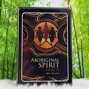 Aboriginal Spirit Oracle Cards by Mel Brown