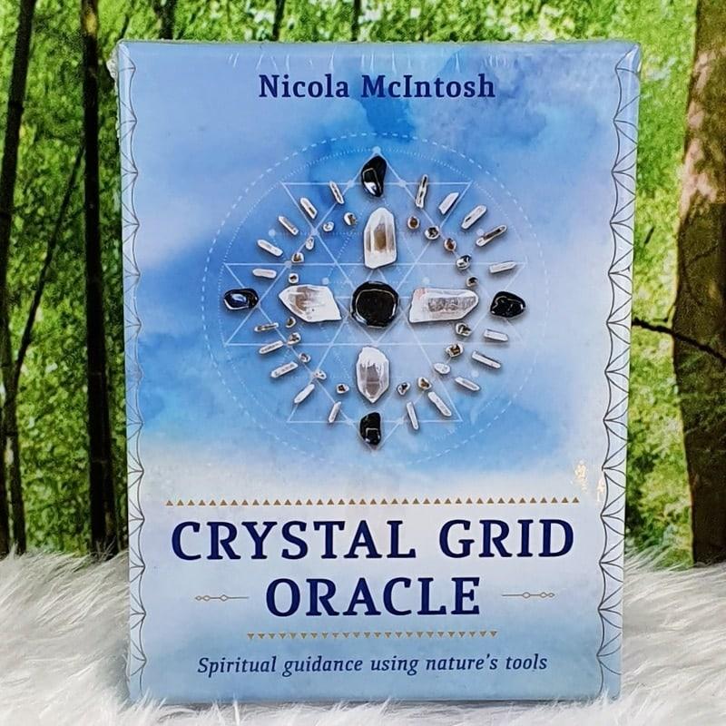 Crystal Grid Oracle by Nicola McIntosh