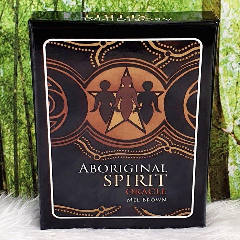 Aboriginal Spirt Oracle by Mel Brown
