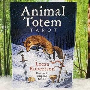 Animal Totem Tarot by Leeza Robertson