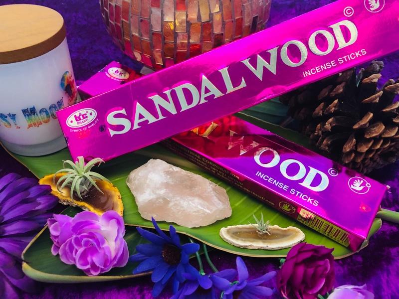 BIC Sandalwood Incense Sticks