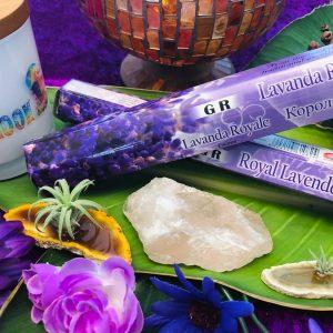 Royal Lavender Incense Sticks