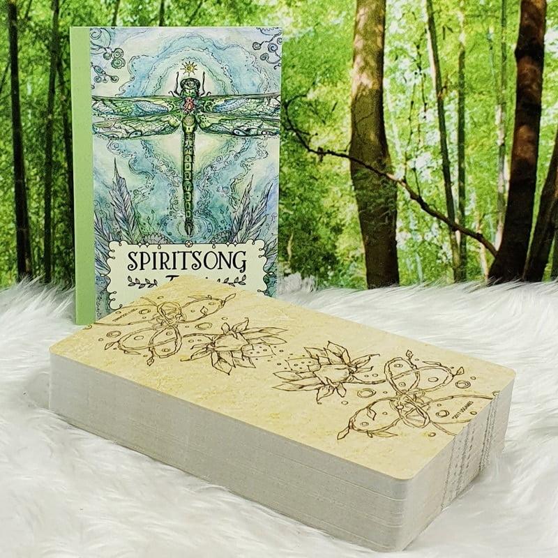 Spiritsong Tarot by Paulina Cassidy