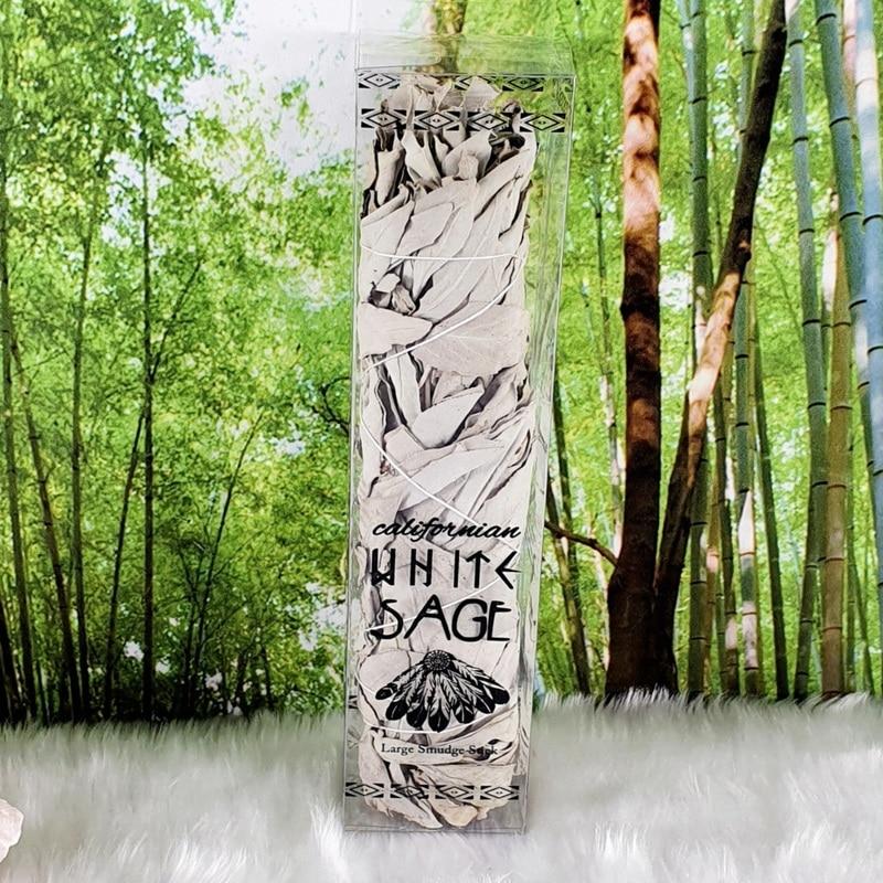 Large Californian White Sage Smudge Sticks