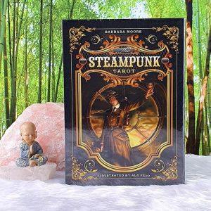 The Steampunk Tarot Set
