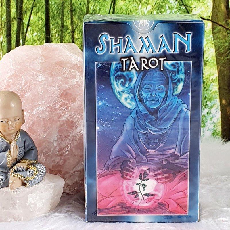 Shaman Tarot by Massimiliano Filadoro