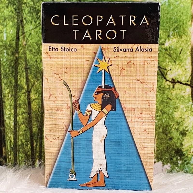 Cleopatra Tarot by Etta Stoico and Silvana Alasia
