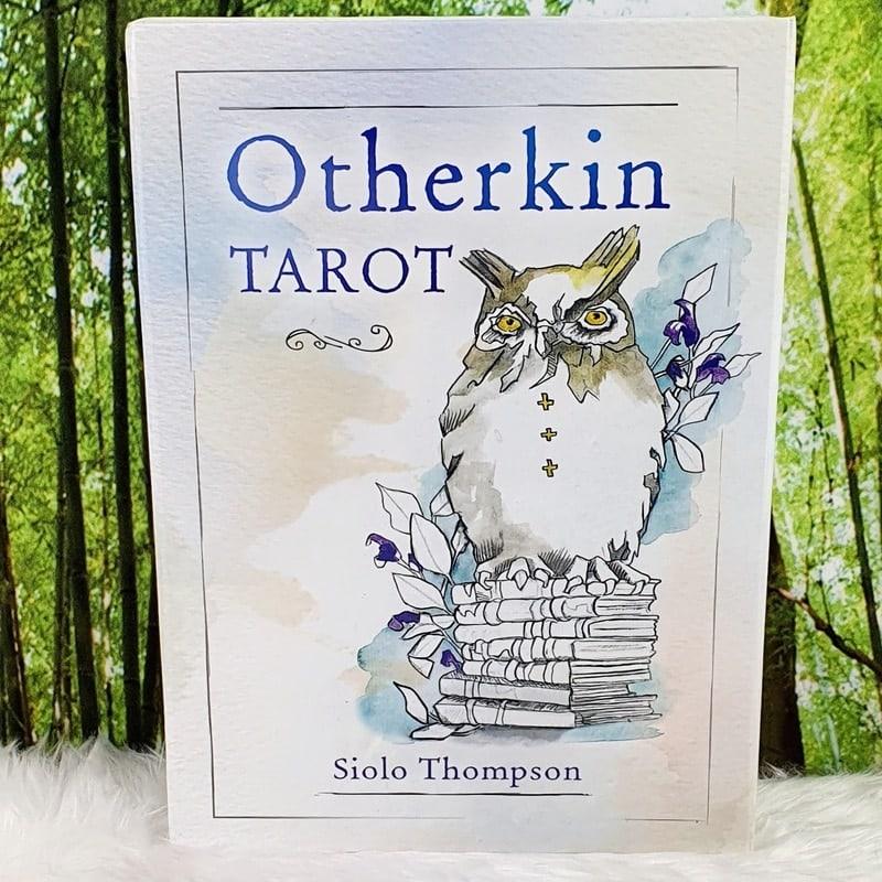 Otherkin Tarot by Siolo Thompson
