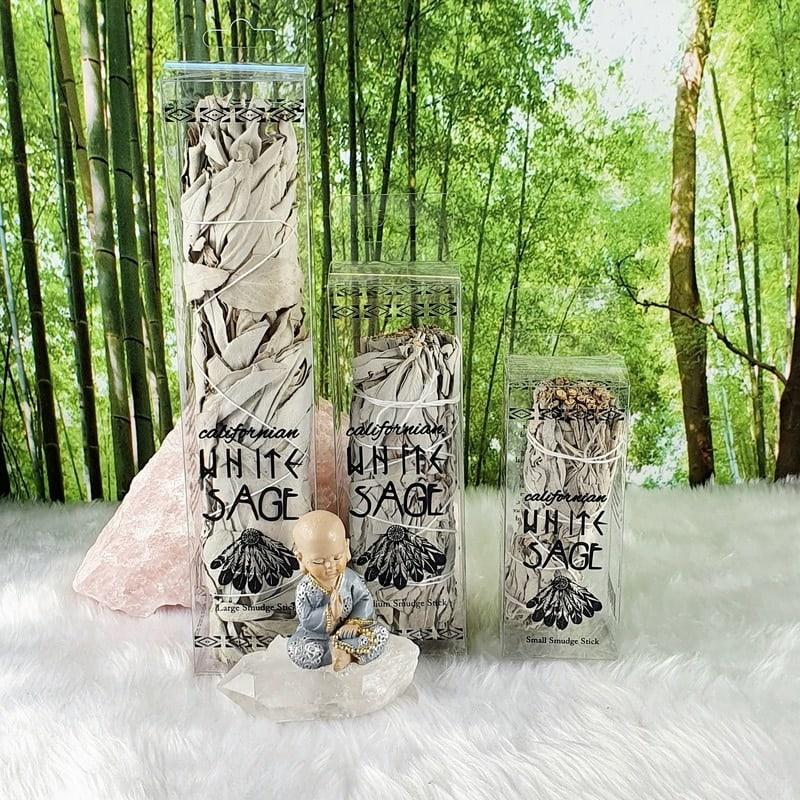 Californian White Sage Smudge Sticks