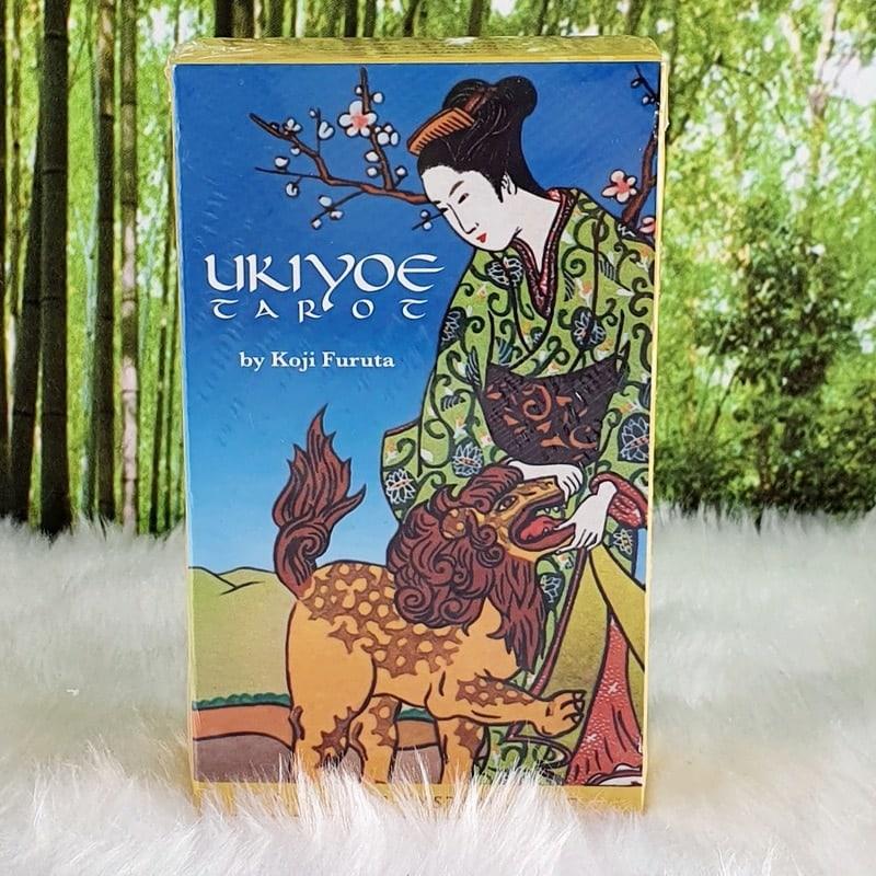 Ukiyoe Tarot by Koji Furuta