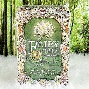 Fairy Tale Lenormand in a Tin