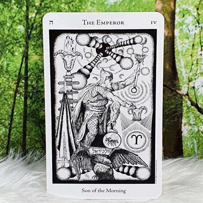 The Hermetic Tarot by Godfrey Dowson