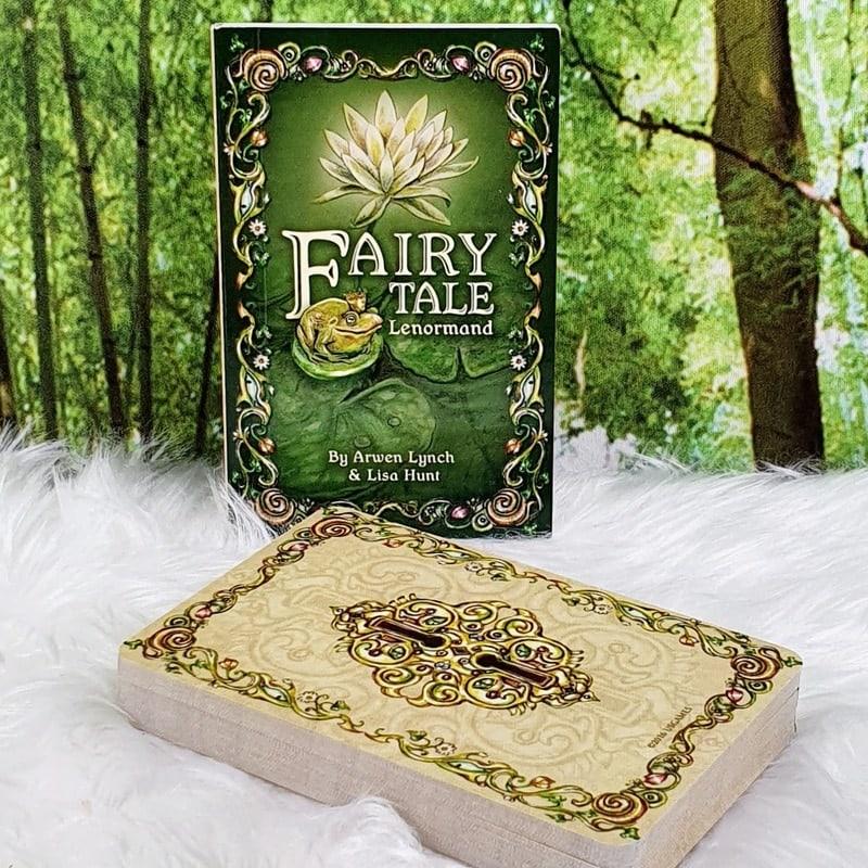 Fairy Tale Lenormand by Arwen Lynch