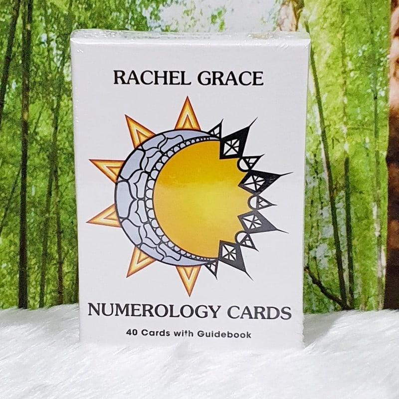 Numerology Cards by Rachel Grace