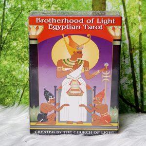 Brotherhood of Light Egyptian Tarot: Vicki Brewer