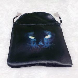 Black Cat Tarot or Oracle Bag