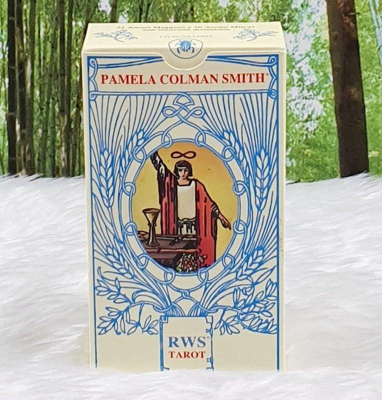 RWS Pamela Coleman Smith Rider Waite Centenary Edition