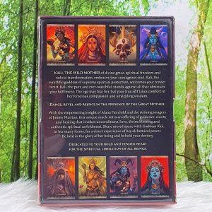 Kali Oracle Cards by Alana Fairchild