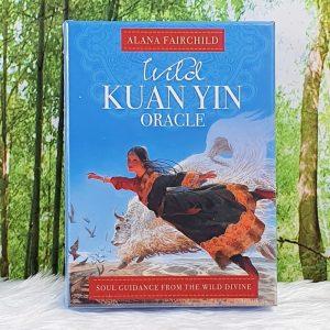 Wild Kuan Yin Oracle: Alana Fairchild