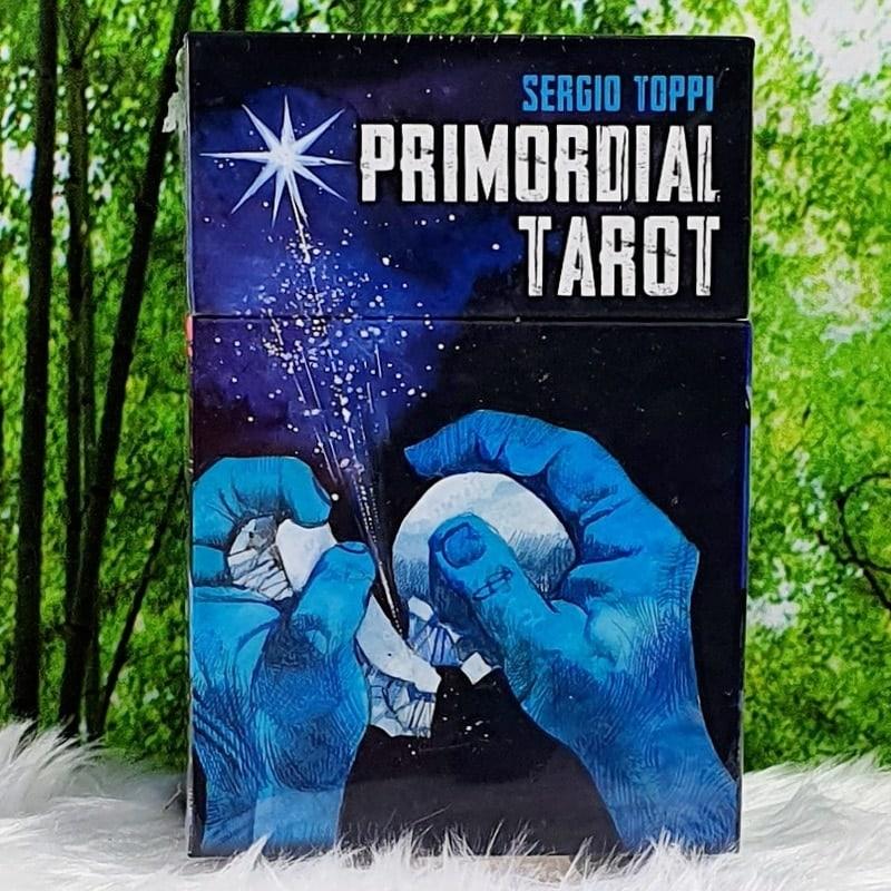 Primordial Tarot by Sergio Toppi