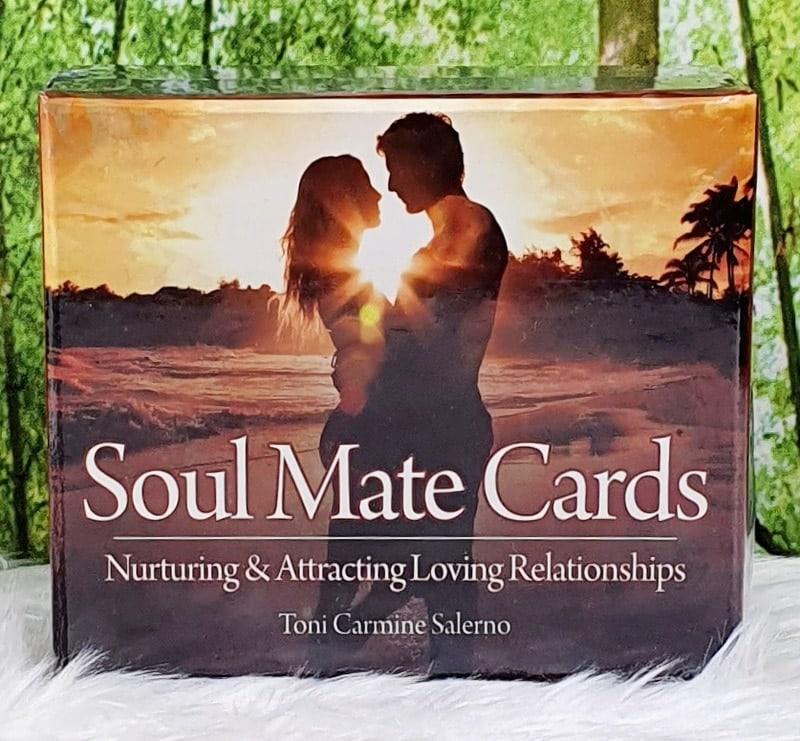 Soul Mate Cards by Toni Carmine Salerno