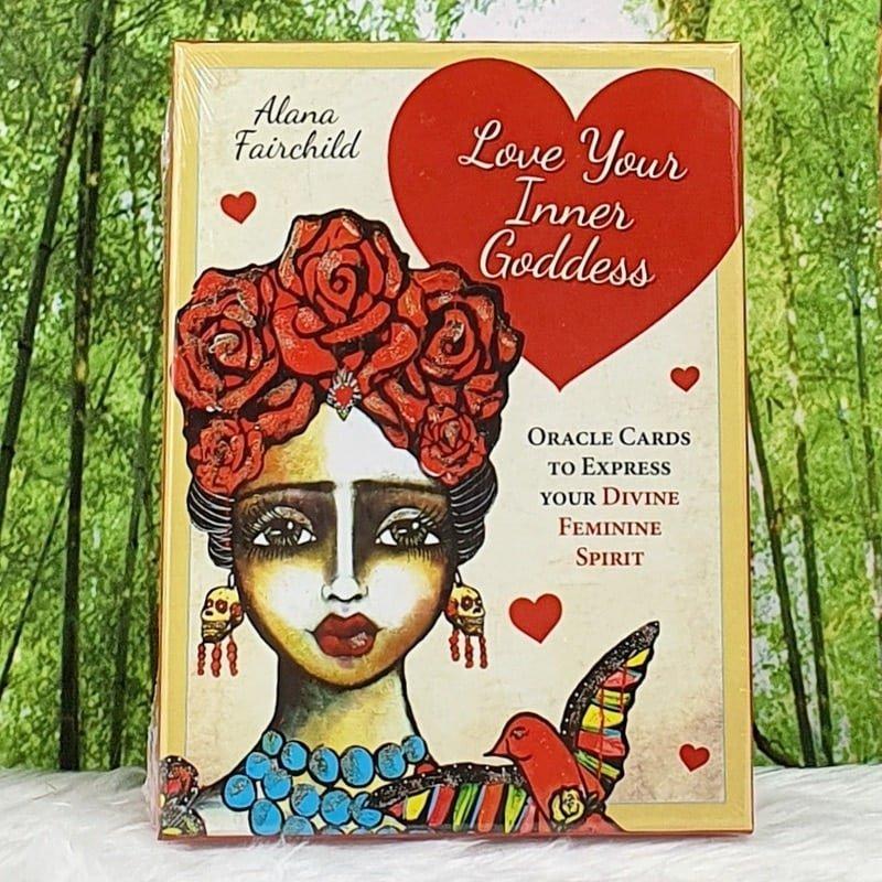 Love Your Inner Goddess Oracle by Alana Fairchild