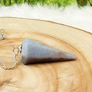 Angelite Pendulum