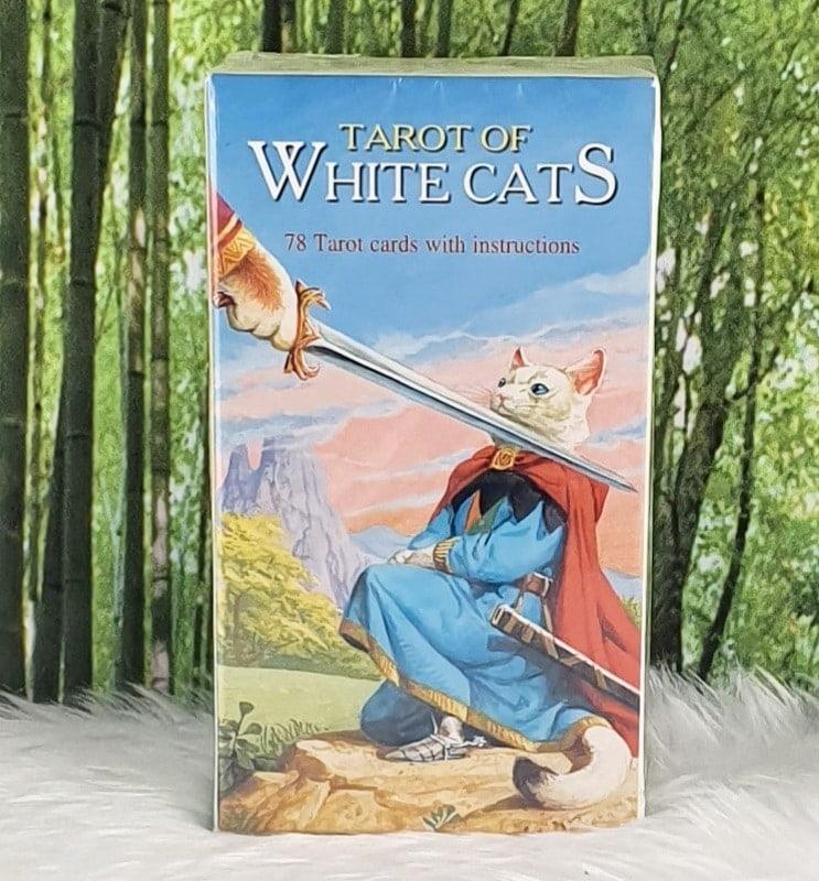 Tarot of White Cats by Severino Baraldi