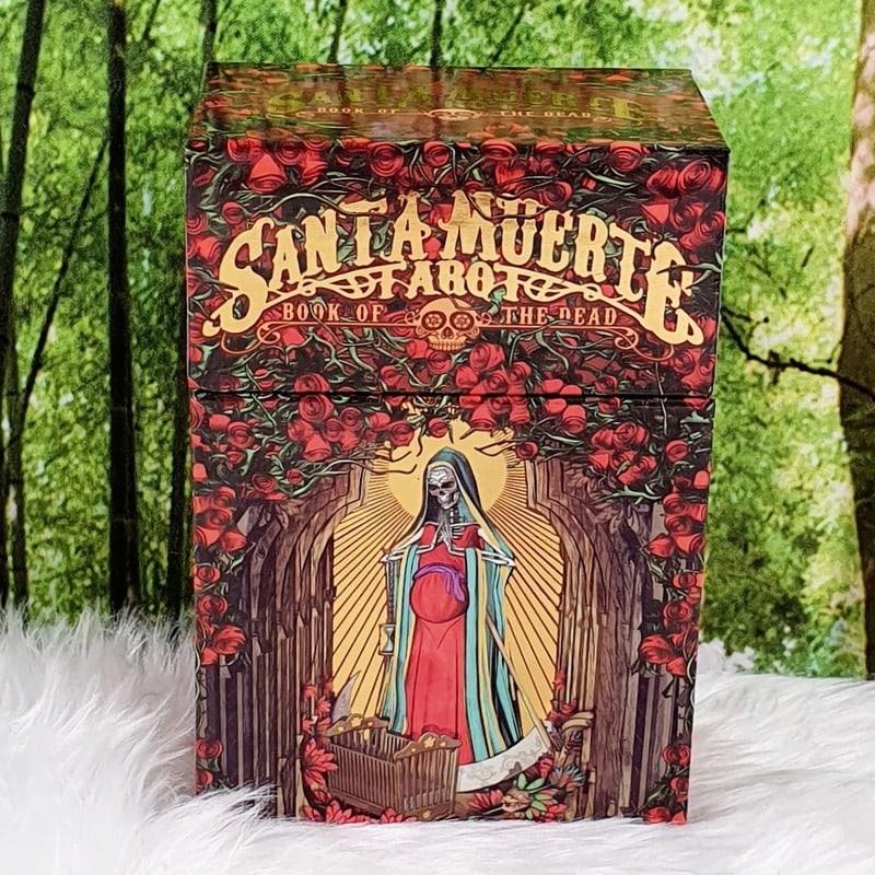 Santa Muerte Tarot by Fabio Listrani