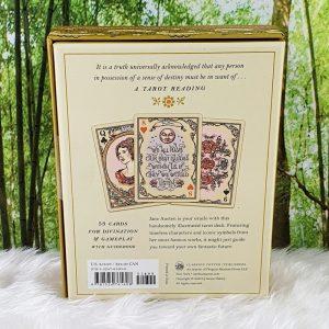 A Jane Austen Tarot Deck by Jacqui Oakley
