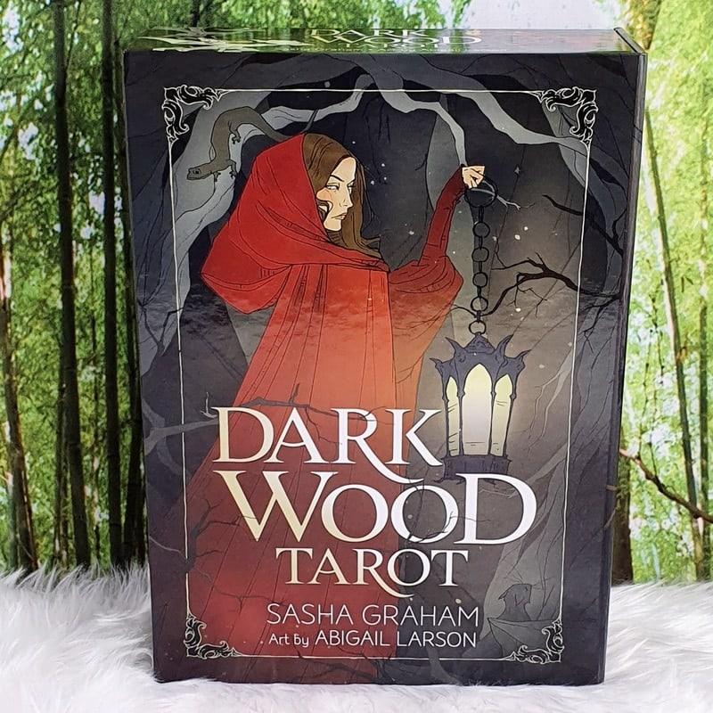 Dark Wood Tarot by Sasha Graham