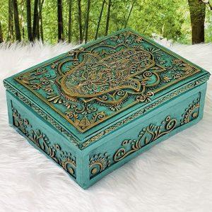 Hamsa Hand Box