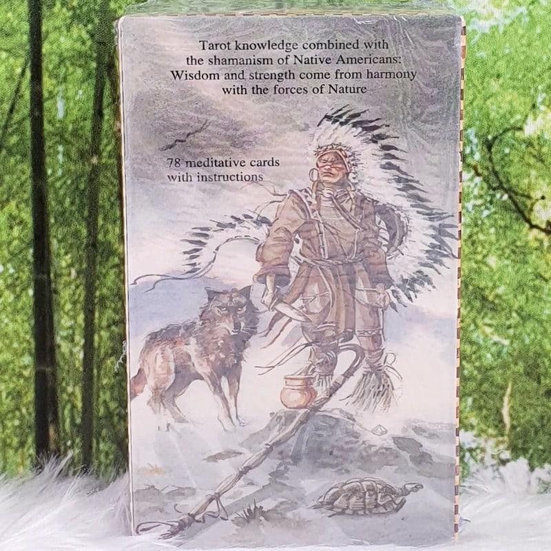 Native American Tarot by Laura Tuan
