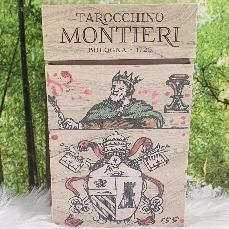Tarocchino Montieri Tarot by Dean Montieri