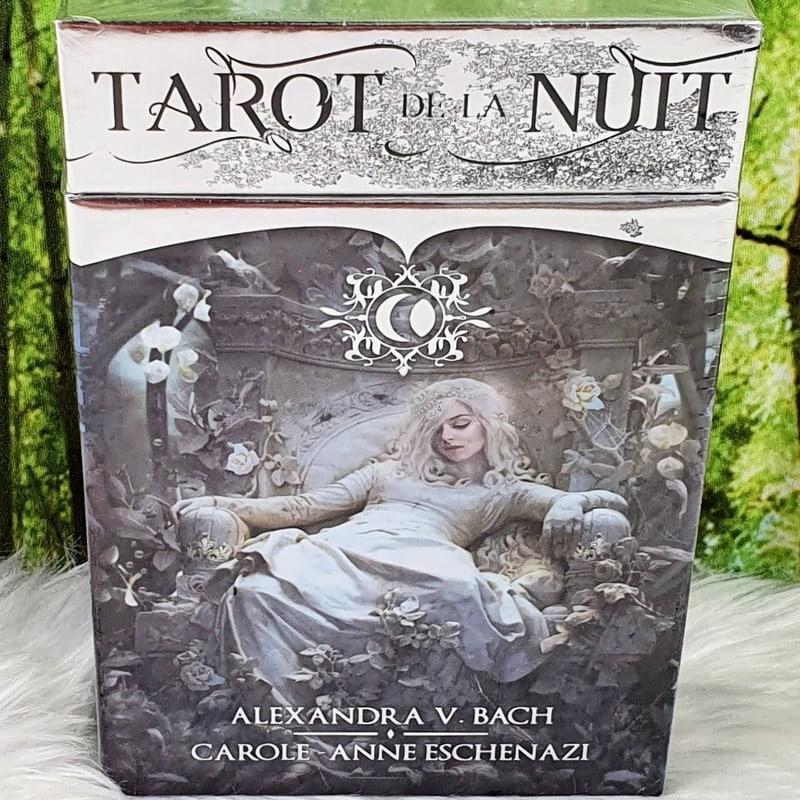 Tarot De La Nuit by Carol-Anne Eschenazi