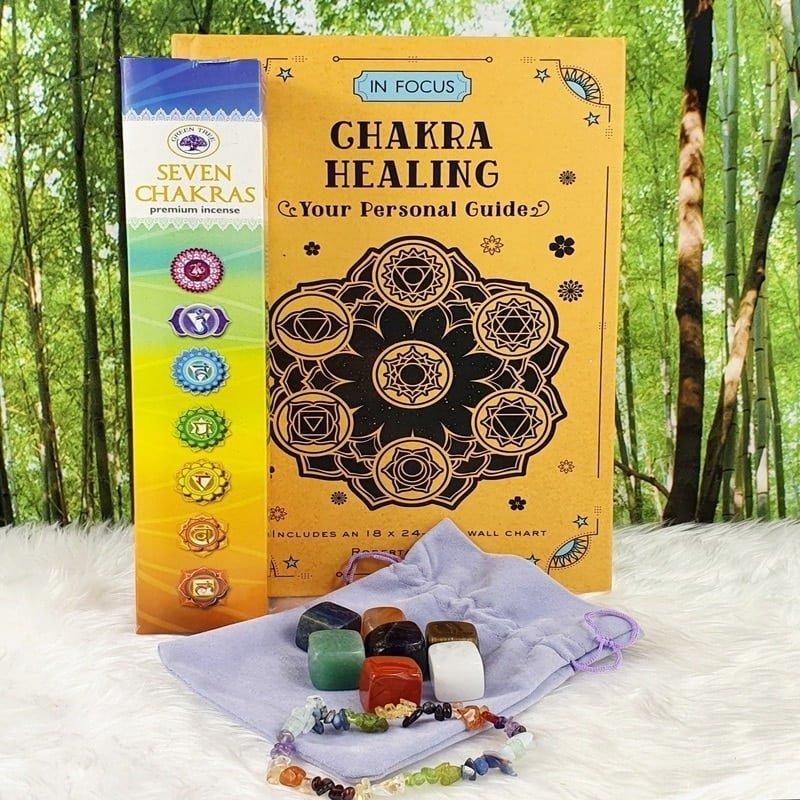 Chakra Alignment Healing Kits