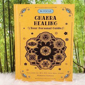 In Focus Chakra Healing by Roberta Vernon