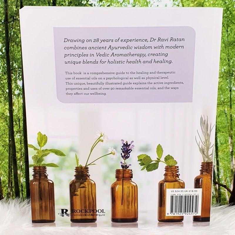 Essential Oils Ayurvedic Healing by Dr Ravi Ratan