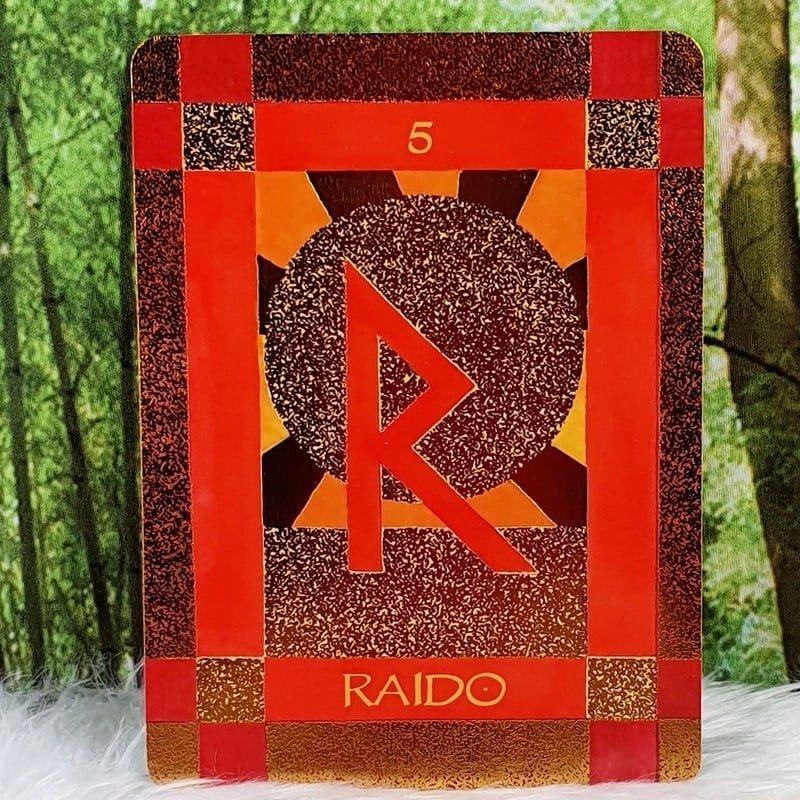 Runes of the Northern Light by Paola Tartara