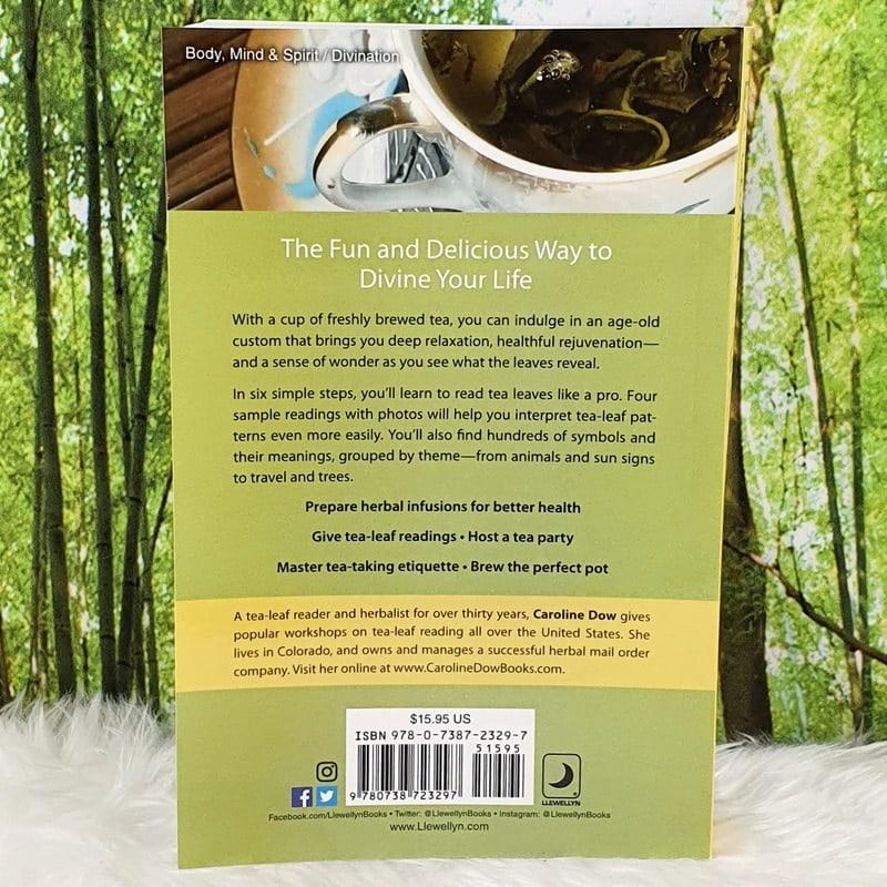 Tea Leaf Reading For Beginners by Caroline Dow